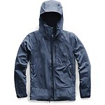 Image of The North Face Australia SHADY BLUE MEN'S NORTH DOME STRETCH WIND JACKET