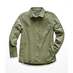 Image of The North Face Australia FOUR LEAF CLOVER WOMEN'S BOREAZ LONG SLEEVE ROLL-UP SHIRT