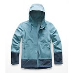 Image of The North Face Australia Storm Blue-Blue Wing Teal WOMEN'S APEX FLEX DRYVENT JACKET