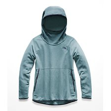 55a4e423e4a5 Image of The North Face Australia STORM BLUE HEATHER WOMEN S GLACIER ALPINE  PULLOVER