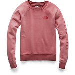 Image of The North Face Australia SPICED CORAL W REVERSE SHDW CREW